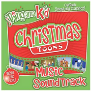 Up On The Housetop - Split Track (Christmas Toons Music Album Version)  [Music Download] -     By: Thingamakid