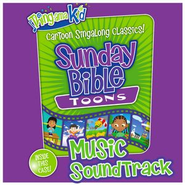 My God Is So Big - Split Track (Sunday Bible Toons Music Album Version)  [Music Download] -     By: Thingamakid