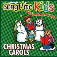 Angels We Have Heard On High (Christmas Carols split trax version)  [Music Download] -     By: Songtime Kids