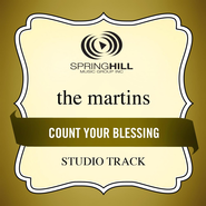 Count Your Blessing (Studio Track)  [Music Download] -              By: The Martins