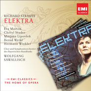 Strauss: Elektra  [Music Download] -              By: Wolfgang Sawallisch