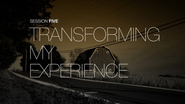 Transforming My Experience, Session 5   [Video Download] -     By: John Ortberg