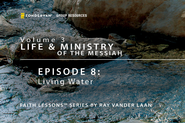 Living Water  [Video Download] -              By: Ray Vander Laan
