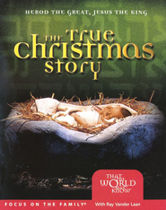 The True Christmas Story  [Video Download] -              By: Ray Vander Laan