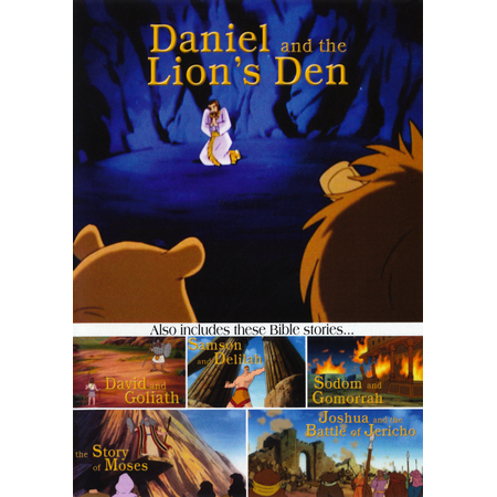 Cartoon Bible Stories Movies