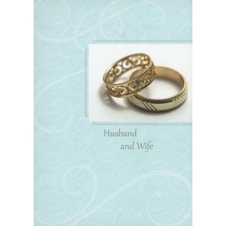 Christian wedding cards Box of 12
