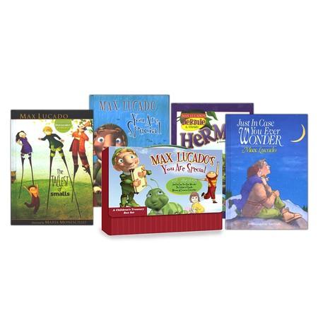 Christian kids book gift set Max Lucado
