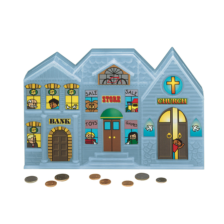 Christian saving bank for kids