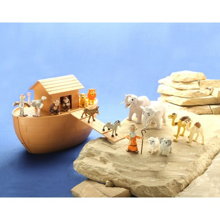Christian Play Sets Noahs ark