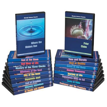 Moody Science Classics 19 DVD Set