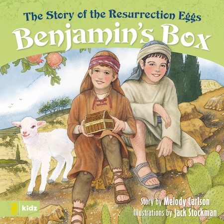 Benjamin Box Story of the Resurrection Eggs book