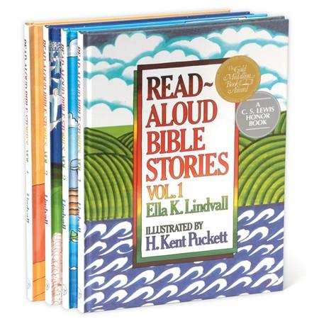 Read Aloud Bible Stories vol. 1