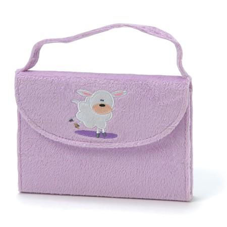 Purple Purse Bible for girls
