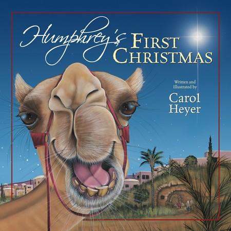 Humphrey Camel first Christmas book