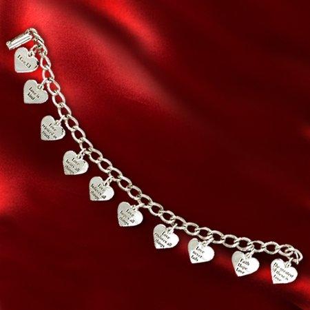 Christain Charm bracelet
