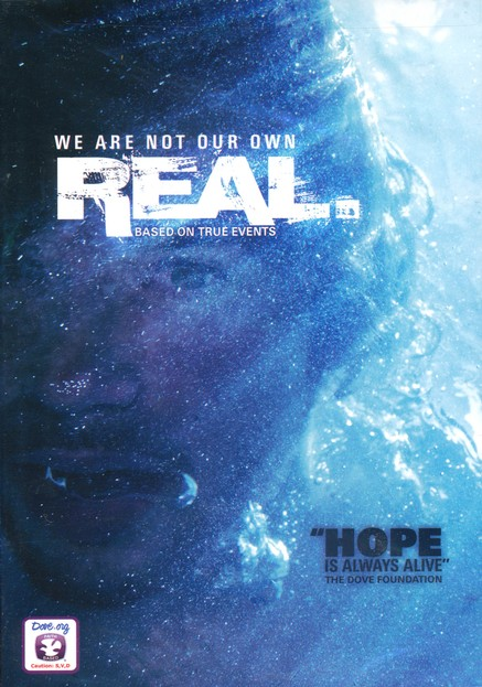 Real: We Are Not Our Own, DVD