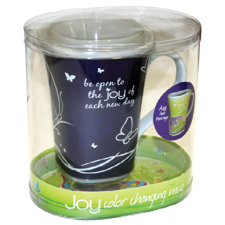 Color Changing Mug, Joy