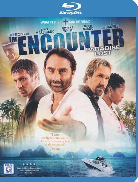 The Encounter: Paradise Lost, Blu-ray