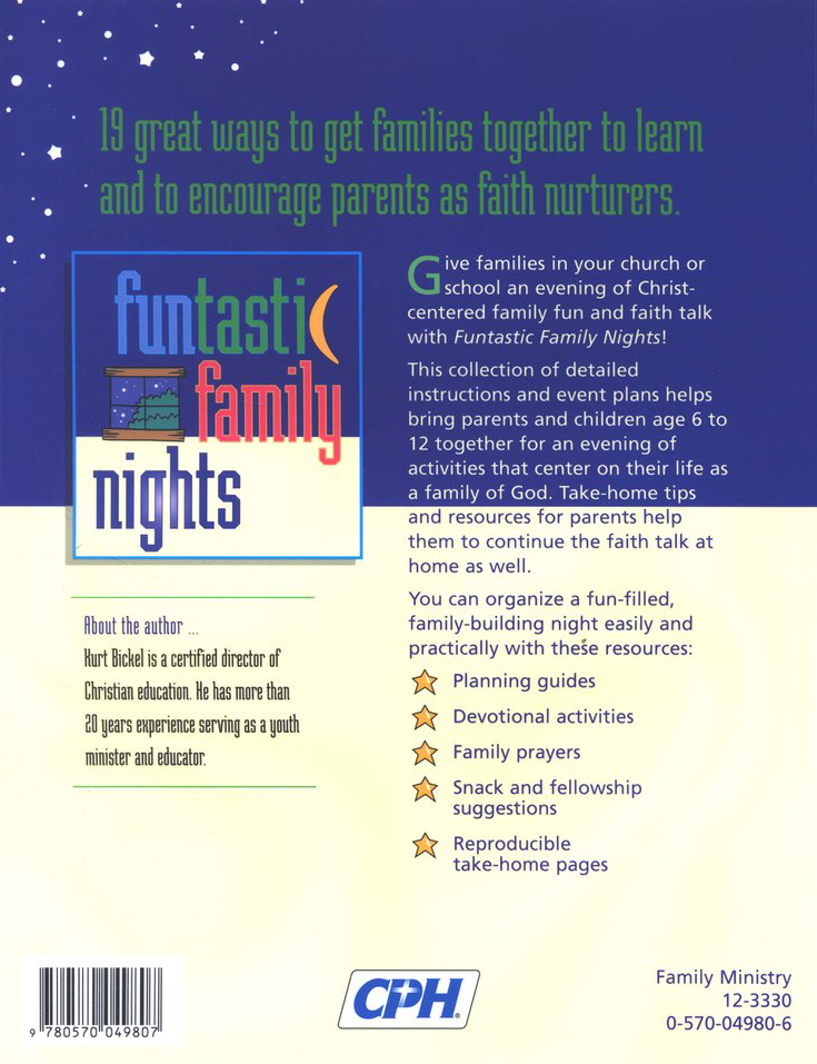 Funtastic Family Nights