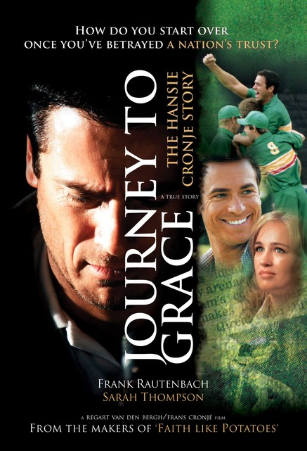 Journey to Grace: The Hansie Cronje Story, DVD