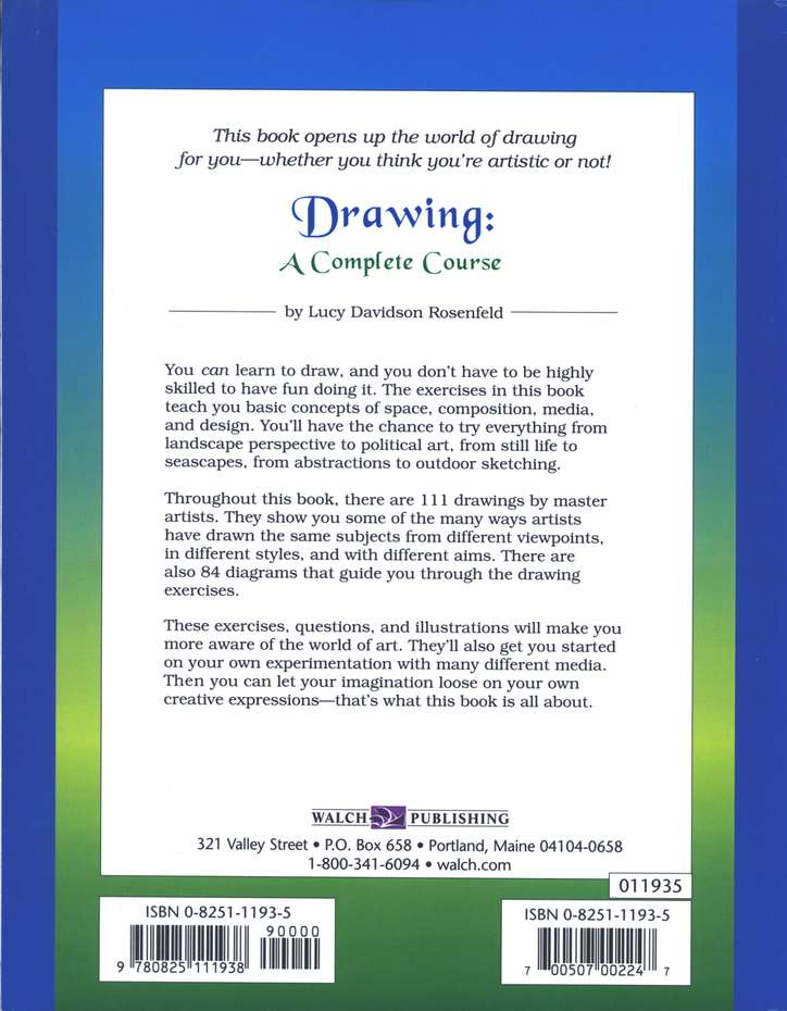 Drawing: A Complete Course