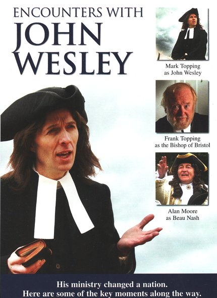 Encounters with John Wesley, DVD