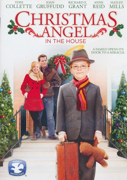 Christmas Angel in the House, DVD