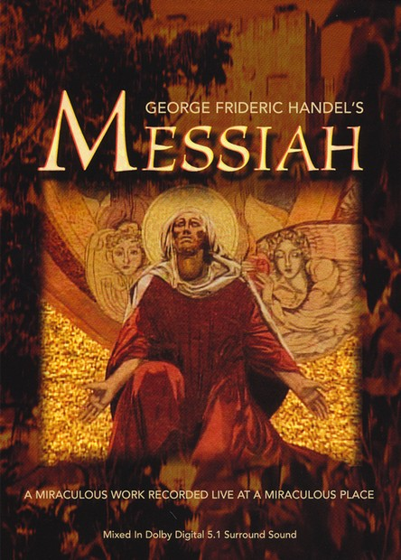 George Frideric Handel's Messiah, DVD