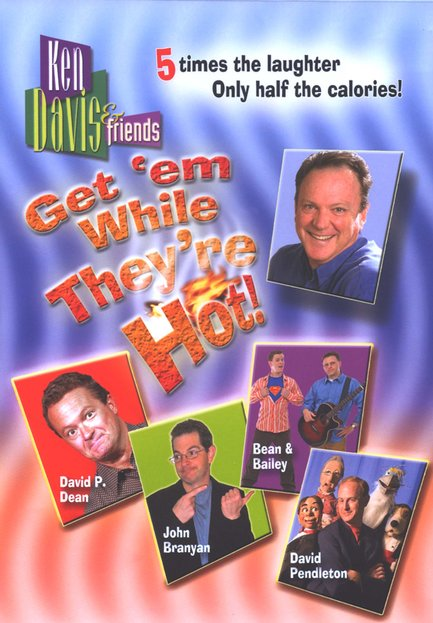 Get'em While They're Hot! DVD