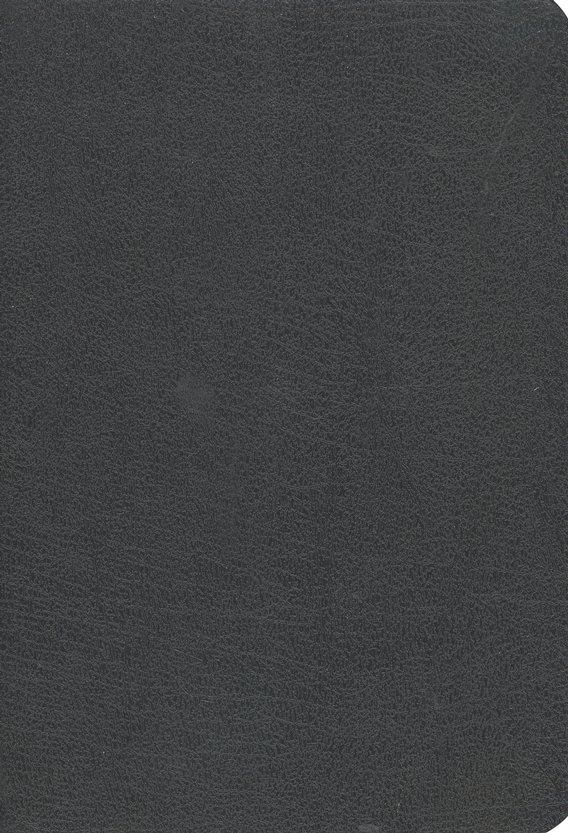 The NKJV Study Bible, Second Edition - Bonded Leather Black