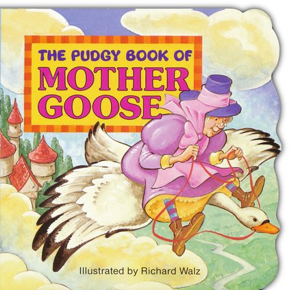 The Pudgy Book of Mother Goose