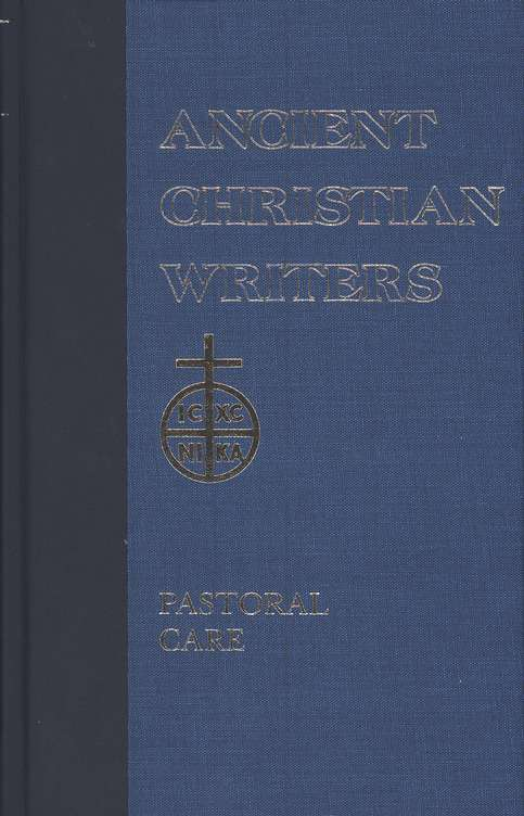 Pastoral Care (Ancient Christian Writers)