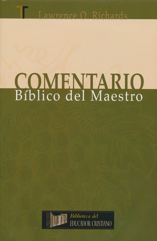Comentario Bíblico del Maestro  (Bible Teacher's Commentary)