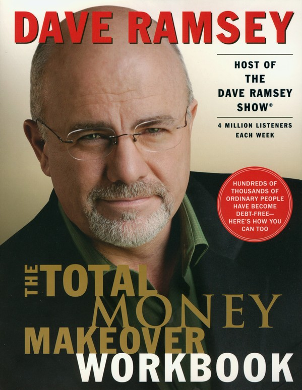 Total Money Makeover--Book and Workbook, 2 Volumes (slightly imperfect)