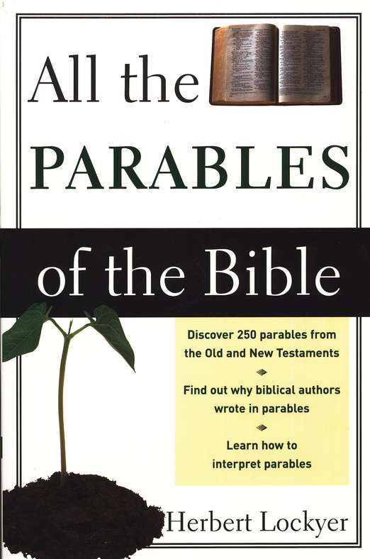 All the Parables of the Bible
