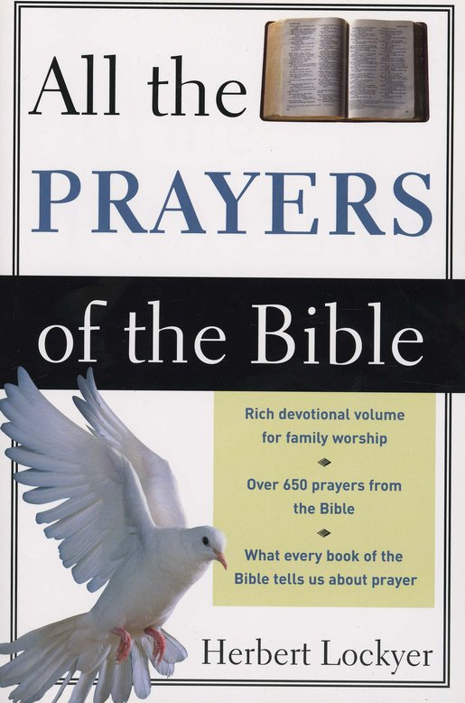 All the Prayers of the Bible