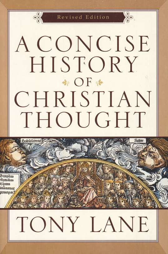 A Concise History of Christian Thought, Revised Edition