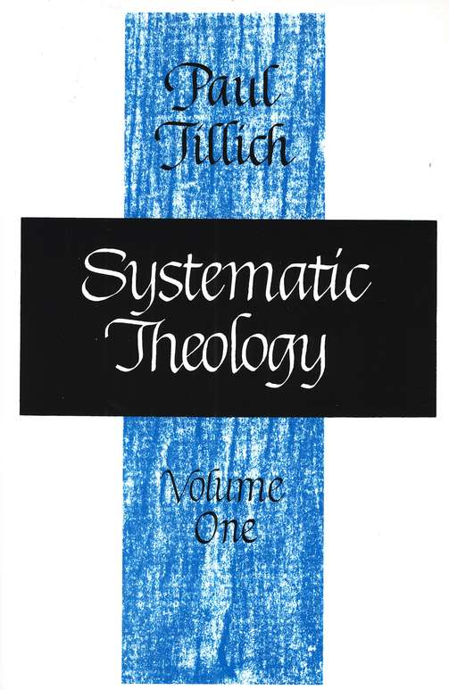 Systematic Theology, Volume 1