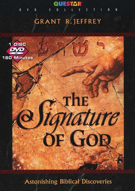 The Signature of God, DVD