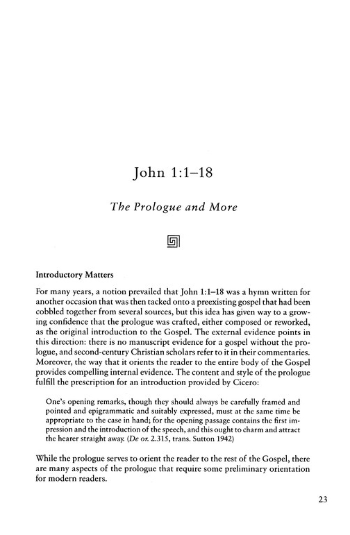 John: Paideia Commentaries on the New Testament [PCNT]