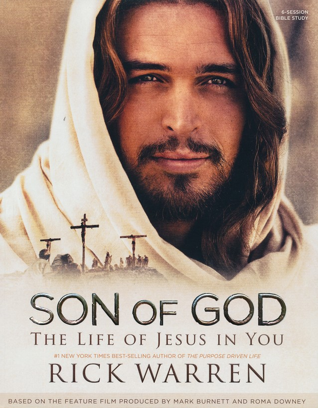 Son of God: The Life of Jesus in You, Member Book