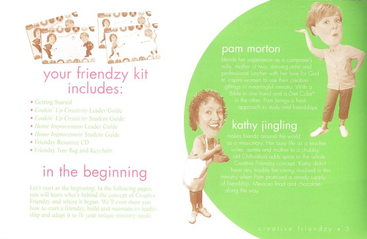 Getting Started Guide: Creative Friendzy Series--CD