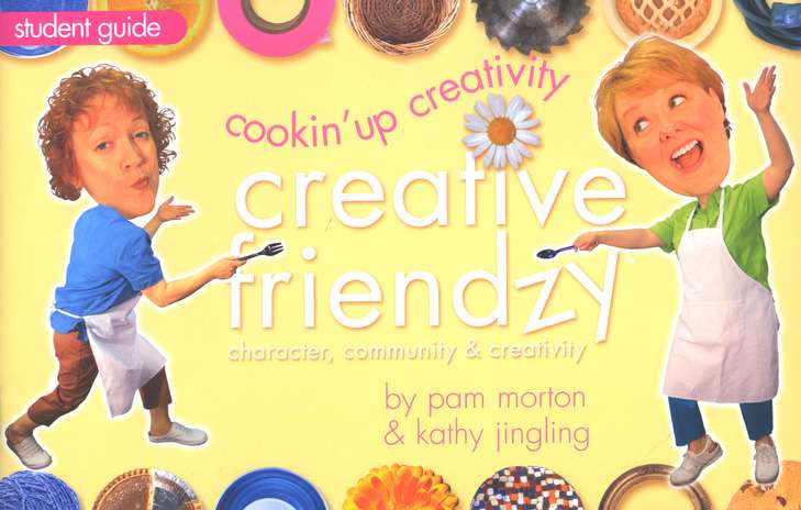 Cookin' Up Creativity, Student book