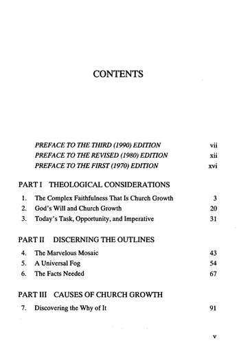 Understanding Church Growth, 3rd ed.
