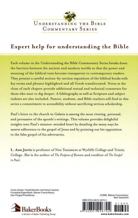 Galatians: Understanding the Bible Commentary Series