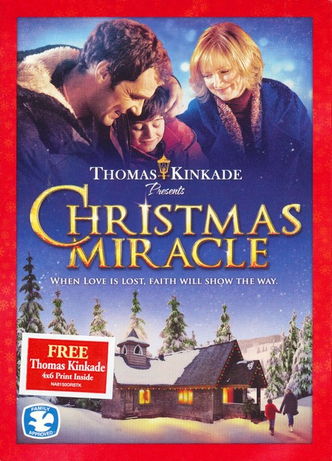 Christmas Miracle, DVD