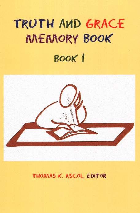 Truth and Grace Memory Book, Book 1