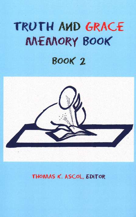 Truth and Grace Memory Book, Book 2