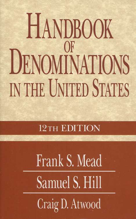 Handbook of Denominations 12th Edition