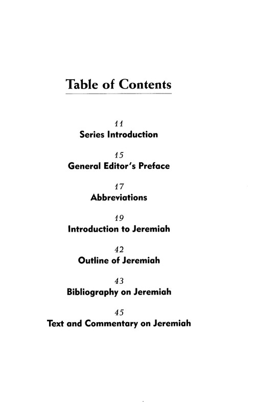 Jeremiah & Lamentations: NIV Application Commentary [NIVAC]